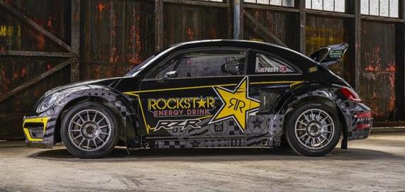 大众甲壳虫超级跑车将参加2019 ARX系列比赛