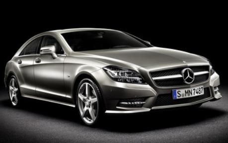 梅赛德斯-奔驰推出有吸引力的CLA级