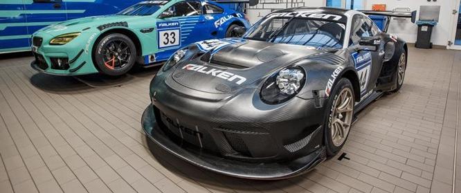 Falken Motorsports于2019年开始使用新款保时捷911 GT3 R