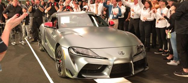 2020年丰田GR Supra的首批生产价格为210万美元