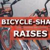 自行车共享公司Mobike提高自行车租赁价格