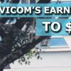 Vicom的收入增长2.9%至620万美元