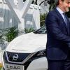 日产汽车本月正在欧洲庆祝第10万张Leaf的交付