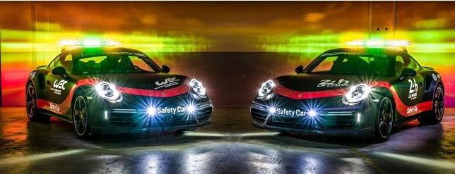 保时捷将提供安全车和支援车至2020年