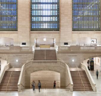 苹果因重新利用历史建筑而获得纽约保护奖