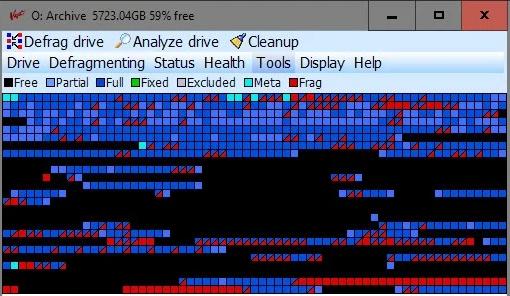 碎片整理清理工具Vopt变成免费软件