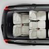 全新沃尔沃XC90驾驶室的空气质量更清洁