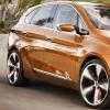 宝马在德国展示了新的混合动力掀背车概念