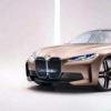 宝马在洛杉矶车展上展示新的i4概念
