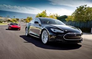 特斯拉Model S计划提前推出