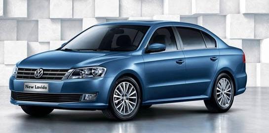 大众汽车在北京车展上首次亮相全新Lavida