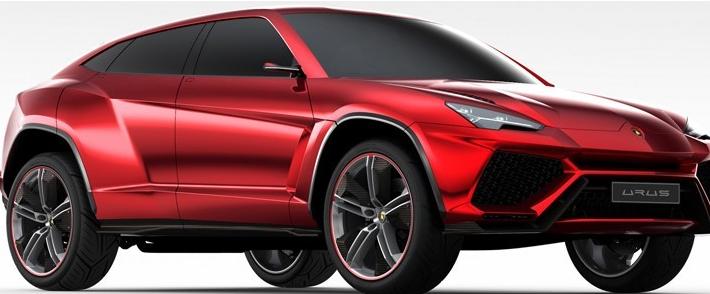 兰博基尼正式推出Urus SUV概念车