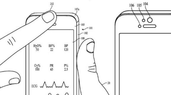 Apple获得使用FaceTime相机和传感器进行健康测量的专利方法