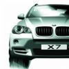 宝马正在考虑可以与路虎揽胜竞争的X7跨界车