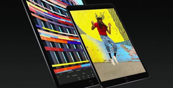 苹果宣布iPad Pro更新 包括新的10英寸型号