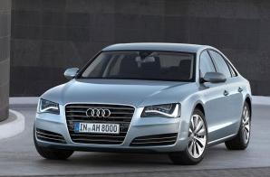 奥迪A8混合动力车的豪华级性能达到紧凑型效率