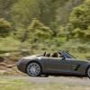 梅赛德斯奔驰已经发布了其SLS AMG跑车的官方图片