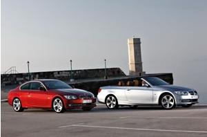 宝马3系双门轿跑车和敞篷车改款