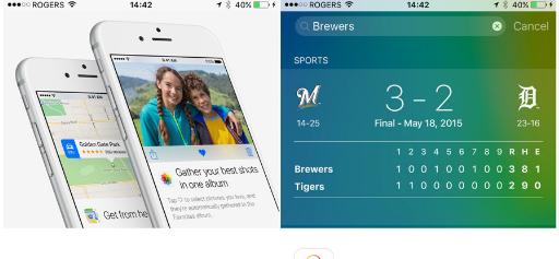 苹果已经在最新的开发人员Beta中发布了iOS 9技巧