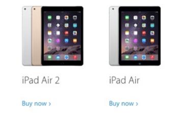 原始iPad mini从Apple网站上消失