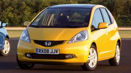 本田爵士车获得欧洲NCAP总体安全等级最高