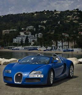 布加迪威龙Grand Sport生产开始
