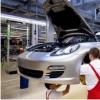 保时捷在莱比锡工厂展示了新的生产和物流系统