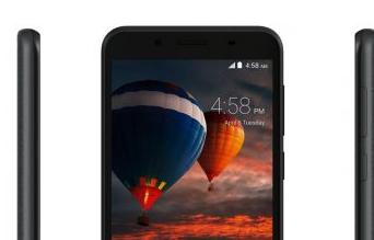 中兴通讯首款Android Go手机现已在美国发售