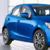 2020年丰田Yaris掀背车在美国上市
