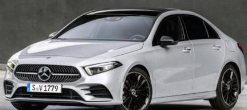 梅赛德斯A级轿车英国定价公布