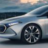 梅赛德斯奔驰在法国制造电动汽车