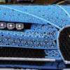 乐高建造了可驾驶的布加迪凯龙复制品