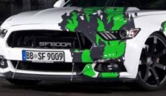 schropp调整福特野马GT调整套件