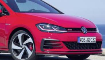 大众高尔夫GTI Performance UK定价公布