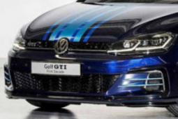 大众高尔夫GTI第一十年揭幕