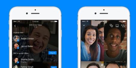 Facebook Messenger现在可让您与多达50人进行视频聊天分组