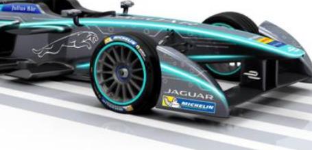 捷豹与Formula E车队重返赛车运动