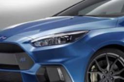 福特西班牙公司说新的福克斯RS有350马力