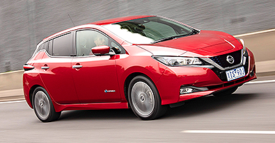 日产表示电池和汽油柴油车辆之间的价格均势即将到来