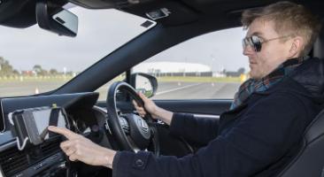 雷克萨斯宣布维多利亚联网汽车试用
