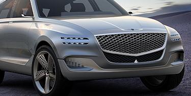 劳斯莱斯跨所有车型系列生产 SUV系列已成为Genesis品牌