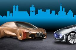 宝马和戴姆勒将开发自动驾驶技术