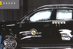 梅赛德斯奔驰GLE G级获得5颗ANCAP星