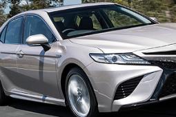 进口凯美瑞引领丰田混合动力销售热潮