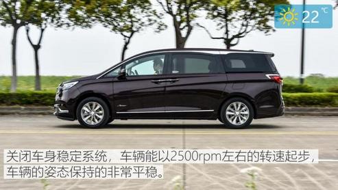 评测:2020款别克GL8Avenir这款车百公里加速时间怎么样