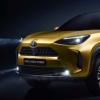 丰田与Yaris Cross进入紧凑型SUV领域