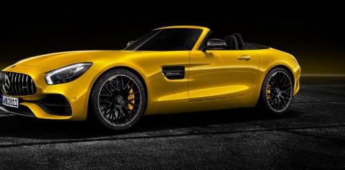 梅赛德斯AMG GT S敞篷跑车的定价详细信息透露了英国和德国