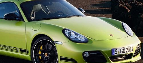 保时捷Cayman R被指控在英国欺骗二氧化碳排放测试