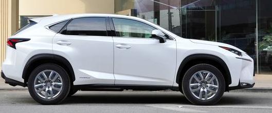 雷克萨斯NX换装版将在上海车展上首次亮相