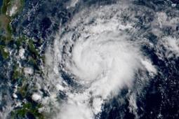 1号台风黄蜂已加强为热带风暴 对我国海域暂无影响